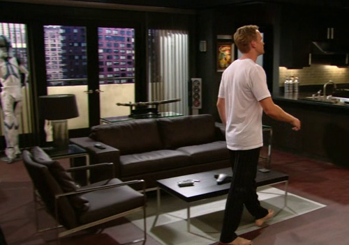 The legen-wait for it-dary condo from How I met your Mother