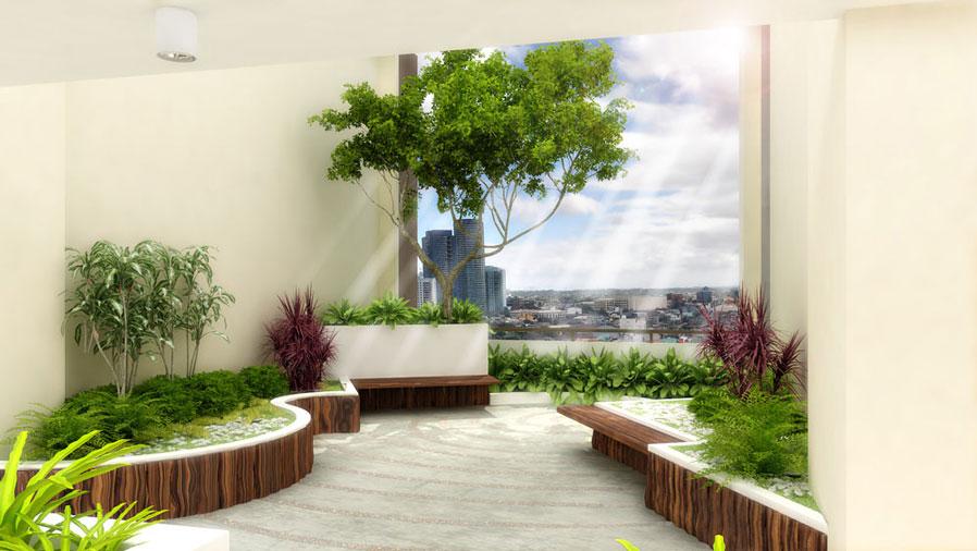 Image via DMCI Homes - Tivoli Gardens