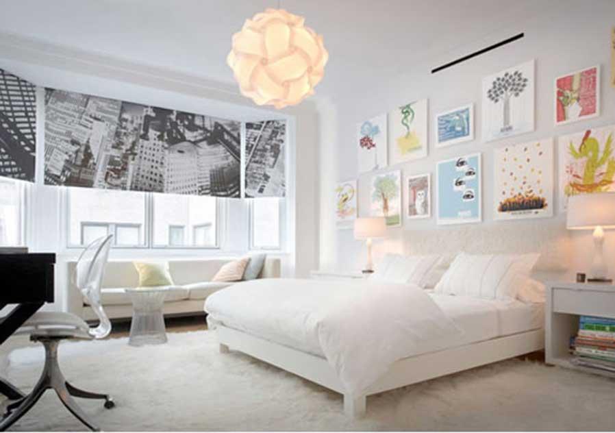 condo painter's gallery interior design idea