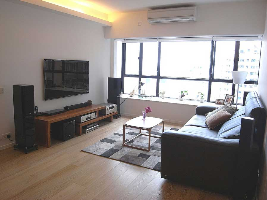 Minimalist condo interior design philippines lianne lim for Professional interior designer