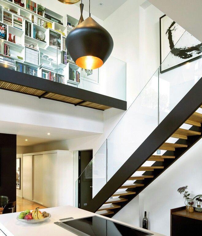 hangaing overhead shelves