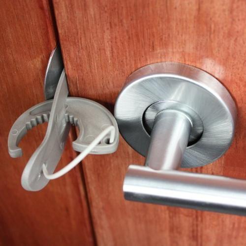 condo doors lock