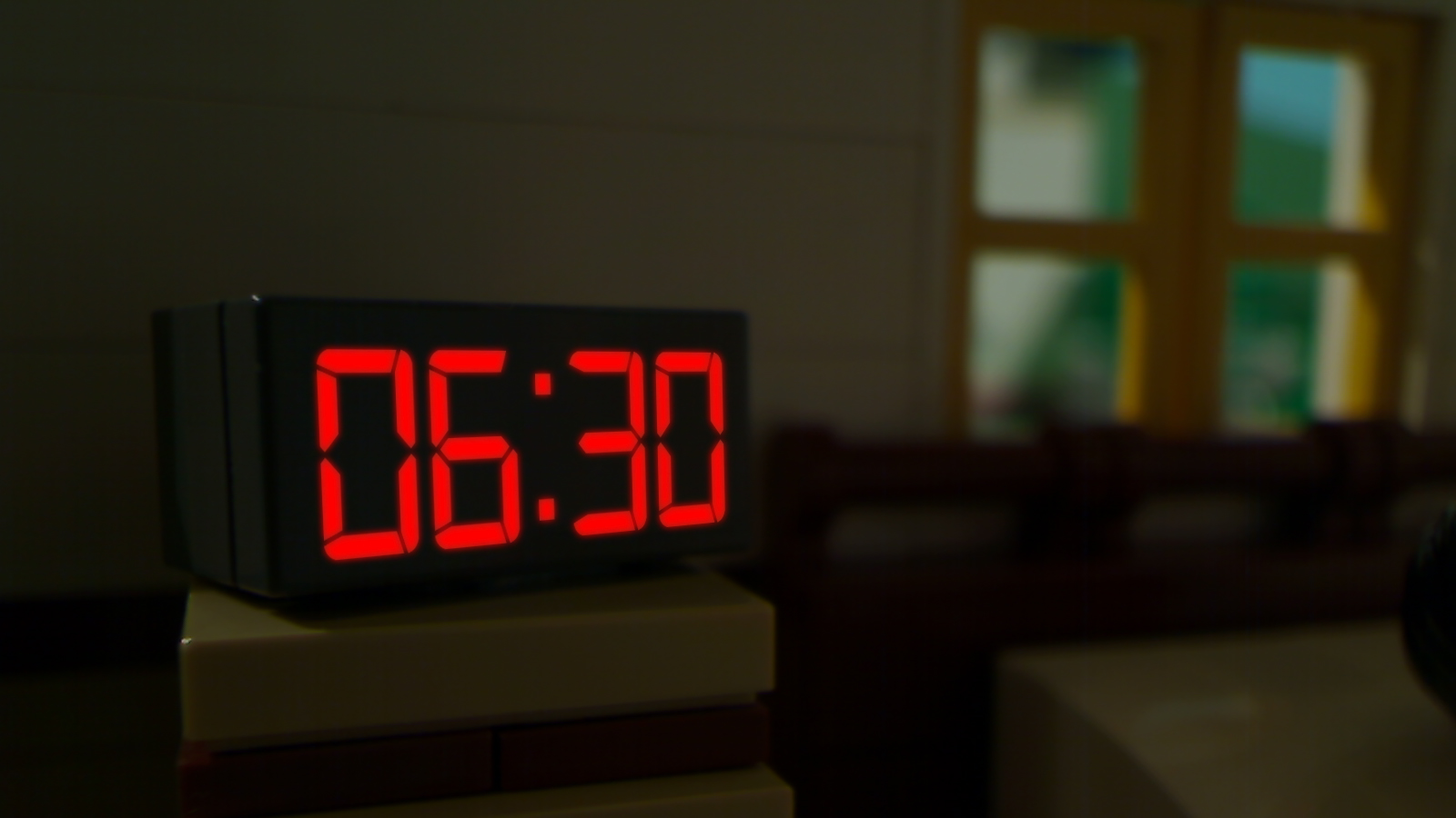 condo wake up time