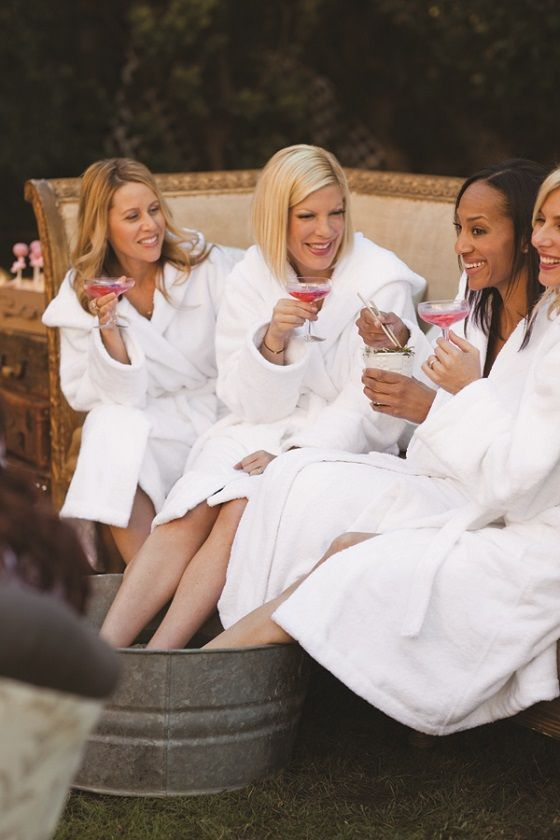 mothers day spa party