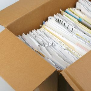 personal documents and files