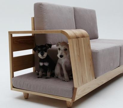 Doghouse sofa pet furniture