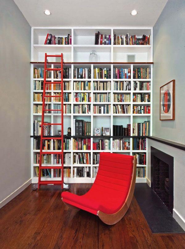 Grand Condo Bookshelf