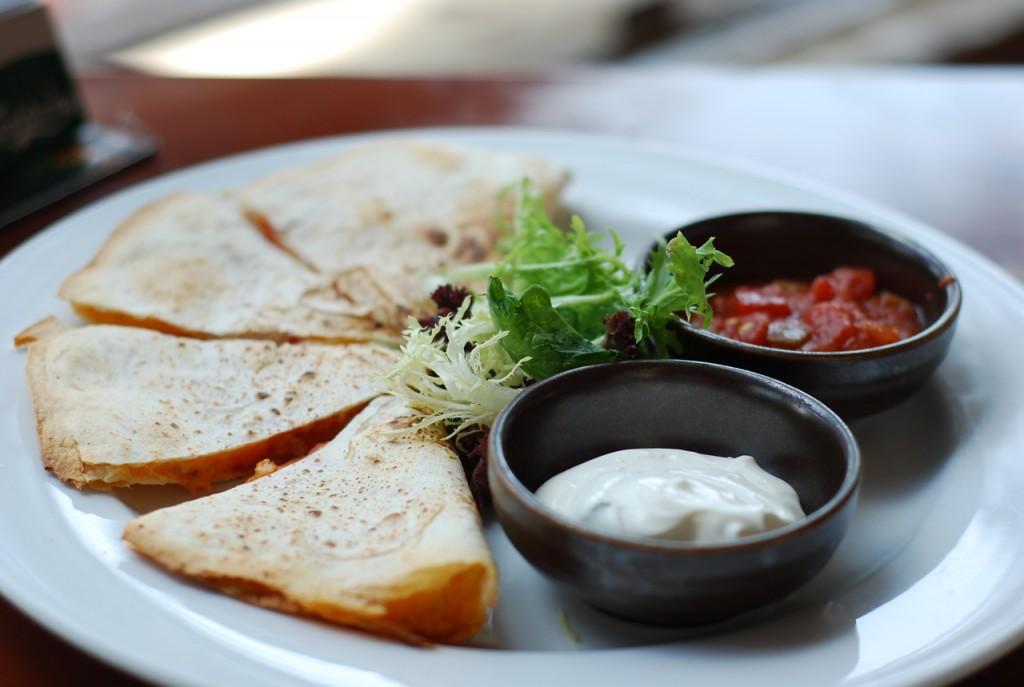 Kitchensink Quesadillas