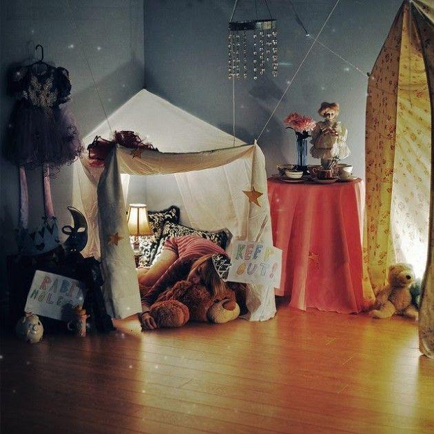 """A """"Wonderland"""" Bedroom"""