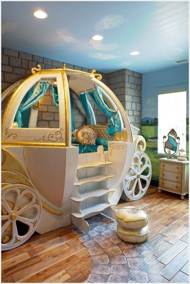 A Bedroom for Cinderella