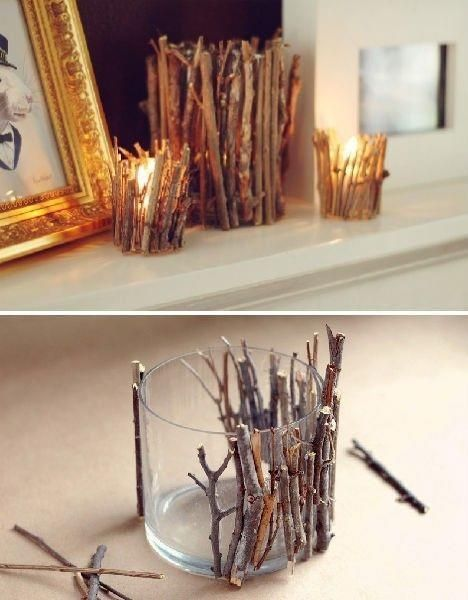 A Candle Holder for Convenience