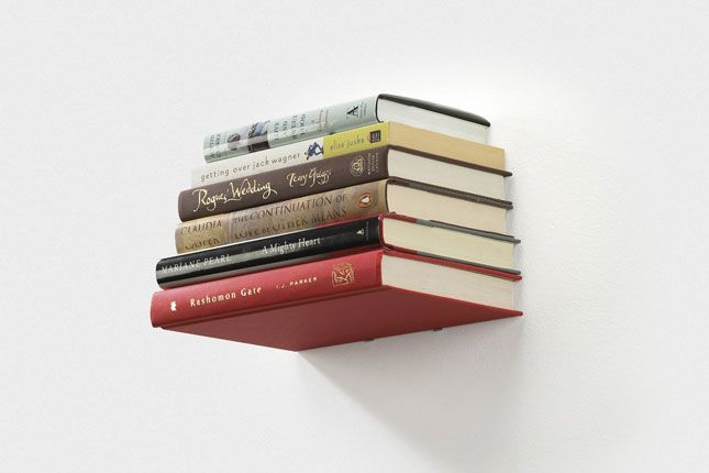 Bookends as Bookshelves