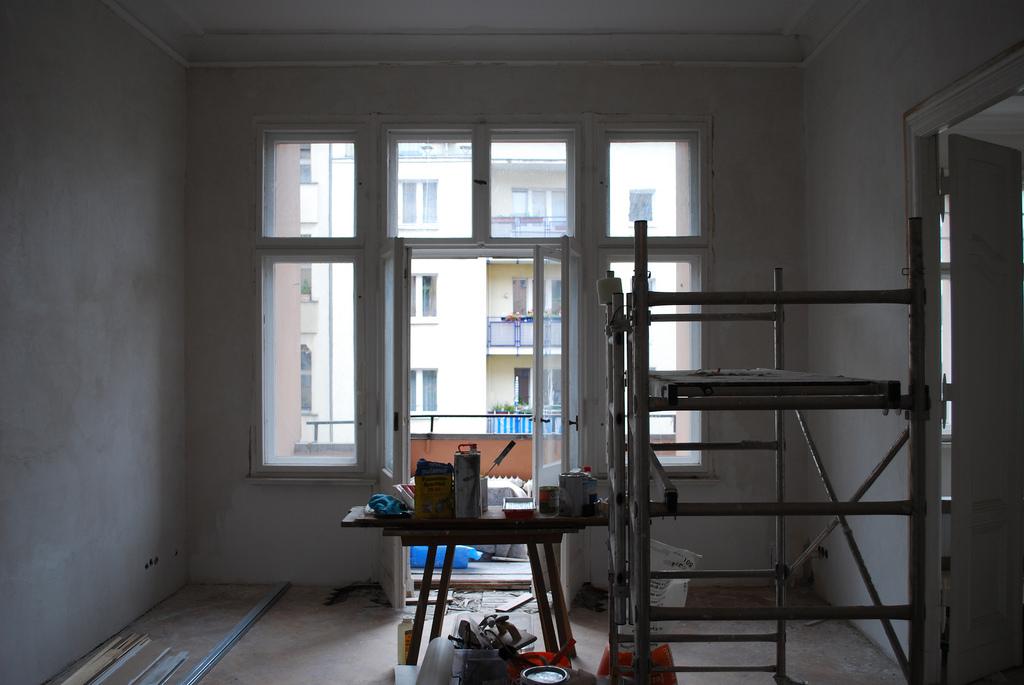 condo redecoration