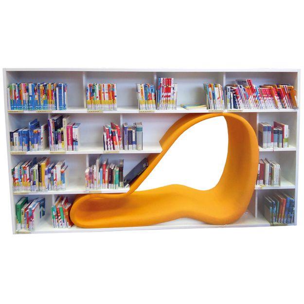 read inside the bookshelf