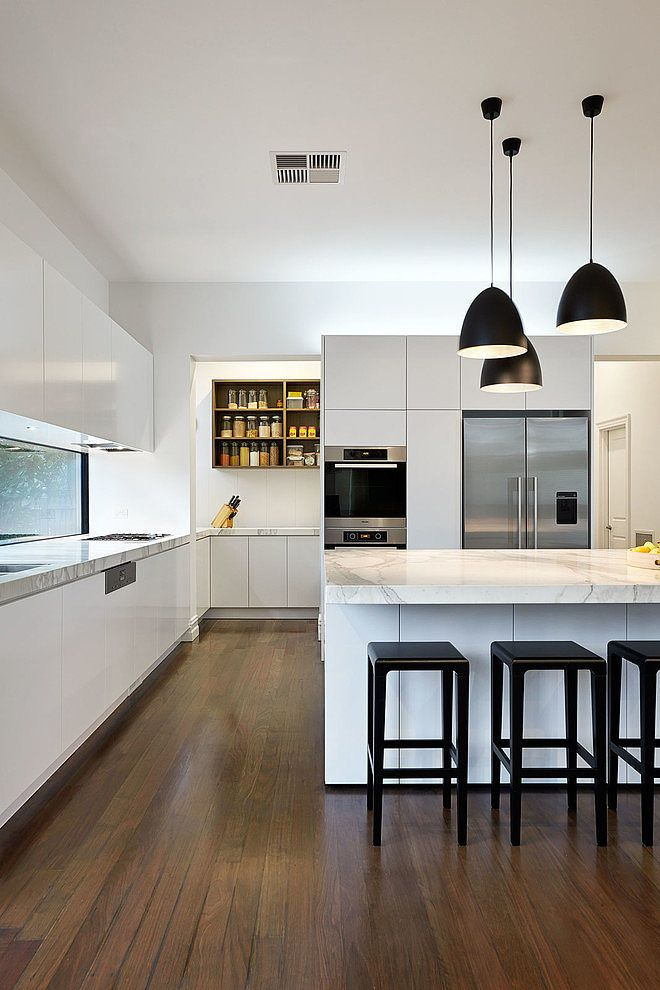 Emphasize Your Kitchen's Best