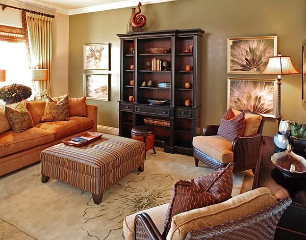 Go For Warm Colors For Your Condo