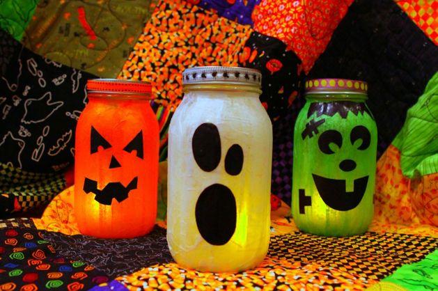 Halloween indoor lighting
