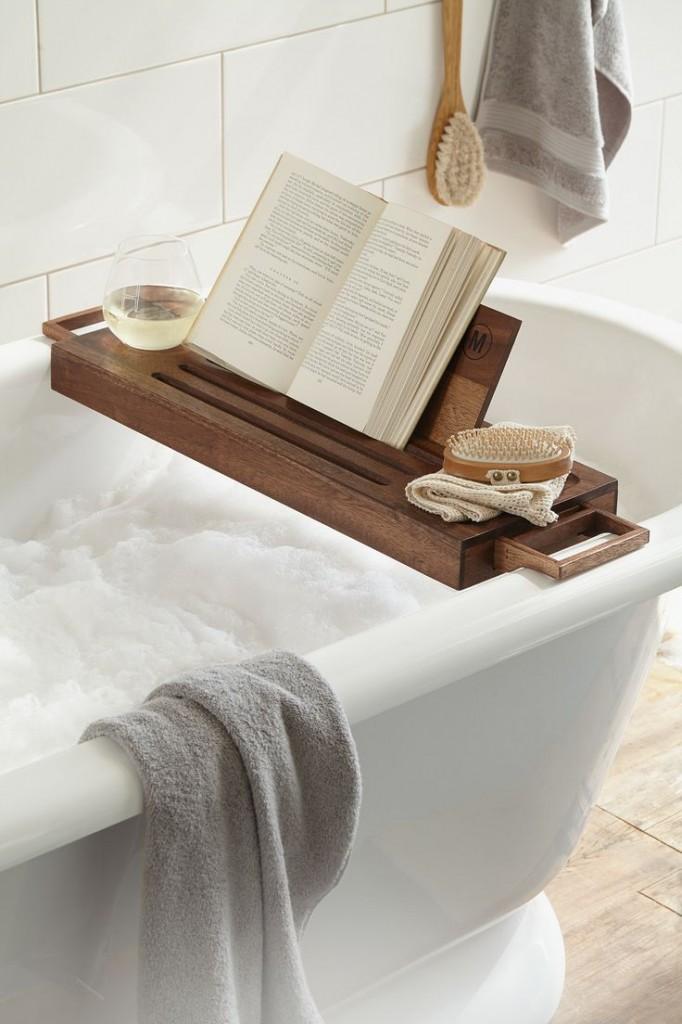 Take A Hot Bath—And Make Sure It's Warm