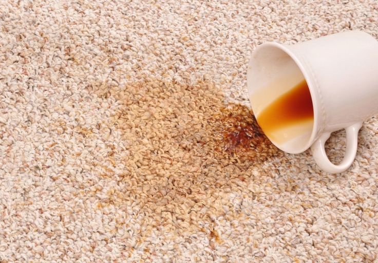 Vinegar's Your Ally For Coffee & Tea Stains