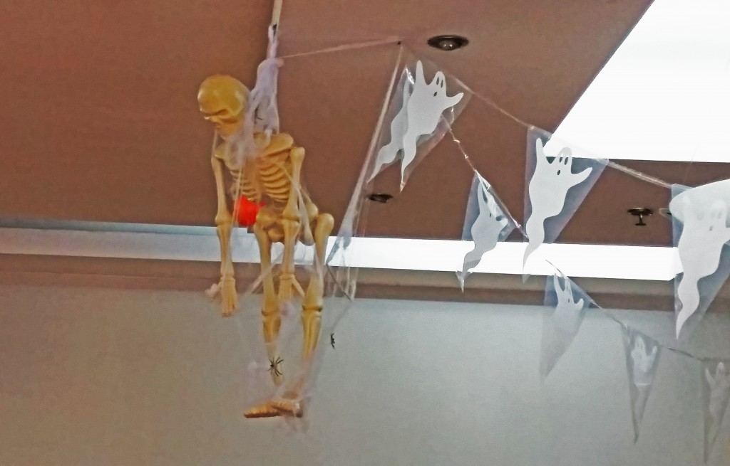 hanging ghost condo design