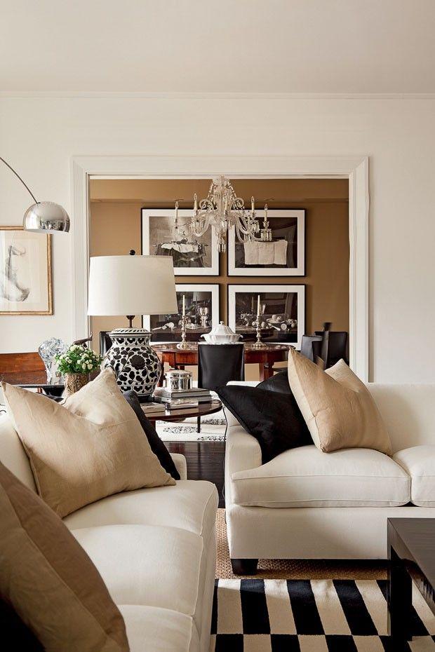wall gallery condo design