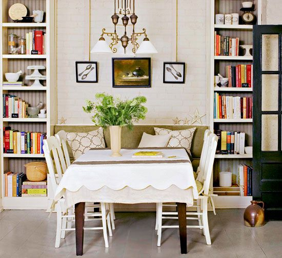 Have A Flexible Dining Area