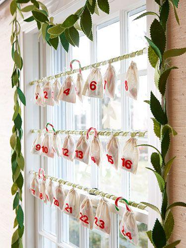Muslin Bag Calendars