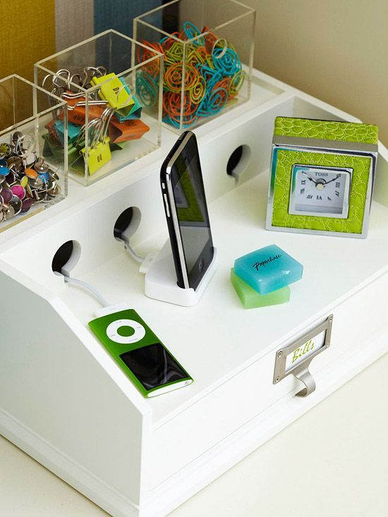 condo charging station