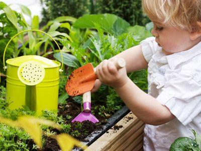 condo gardening