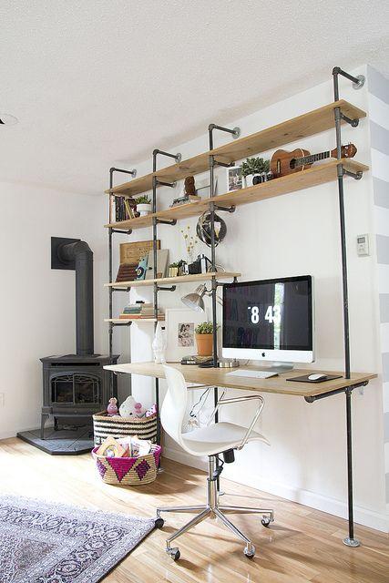 condo office table - Shelf Table