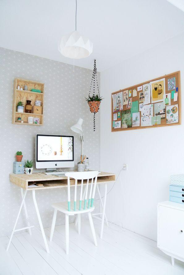 condo office table - Simplicity