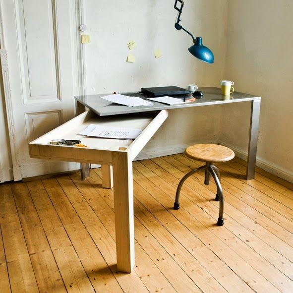 condo office table - Transformation