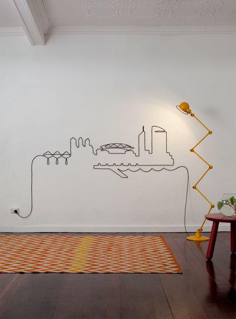 condo wire design