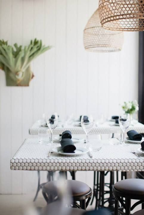 glass and wine table setting