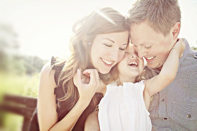 happy condo family