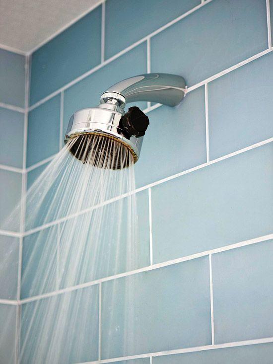 shower conserve water bill