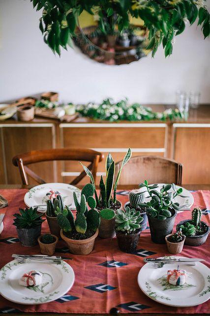 table setting condo design ideas
