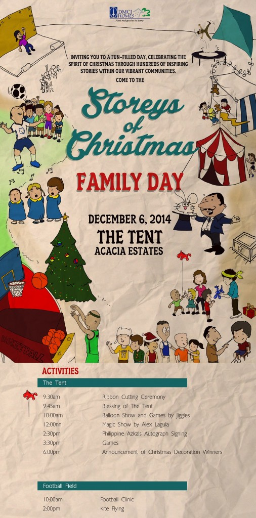 Family day drawing emailer
