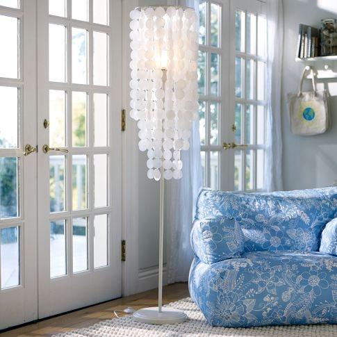 capiz living room condo design