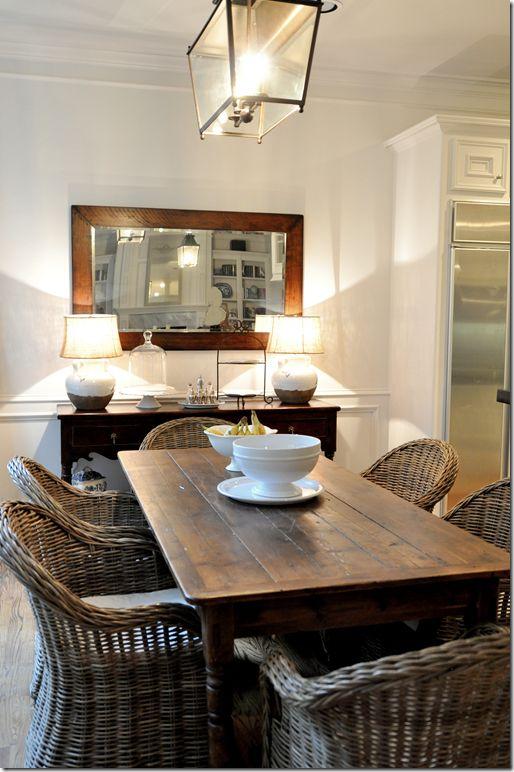 rattan condo design kitchen