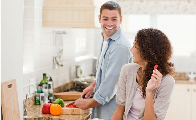 do household chore together