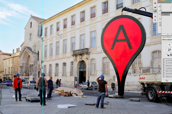 location of your condo