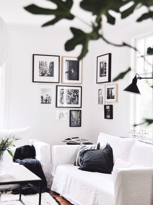 How To Properly Hang Picture Frames On Your Wall