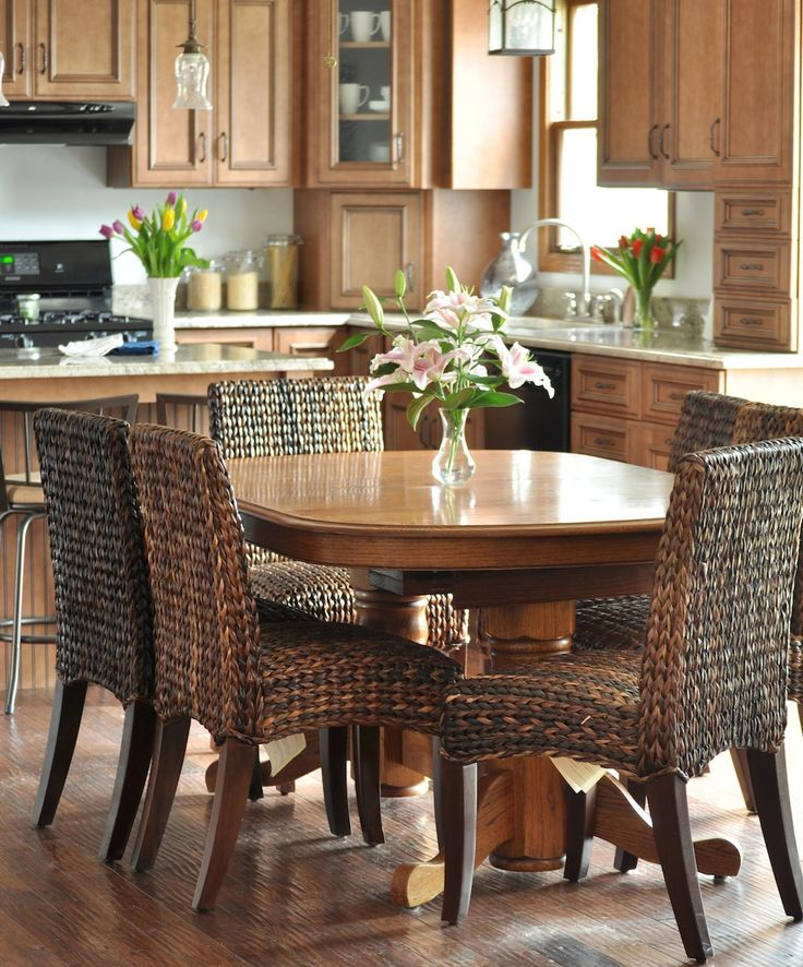 Coastal-Inspired Dining Table