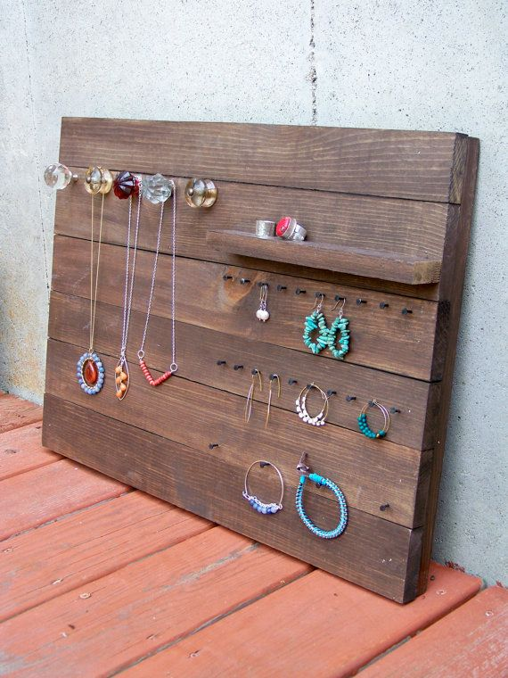 Display For Your Lovely Jewelry