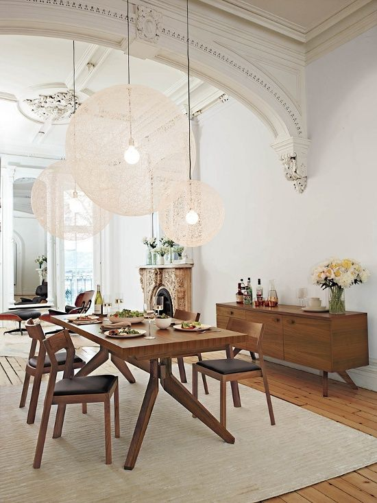 Formal Traditional Dining Table