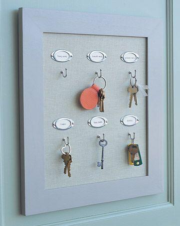 Hack For Key Racks