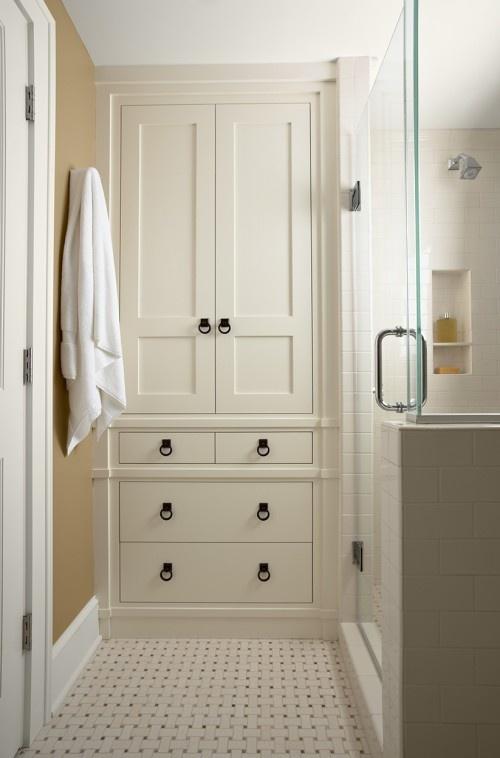 seven condo bathroom cabinet renovations