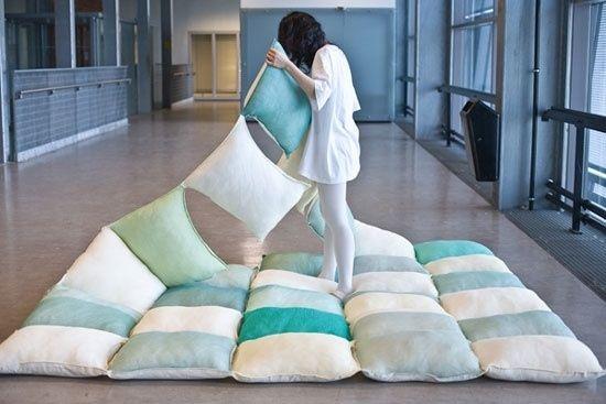 Giant Pillow Quilt