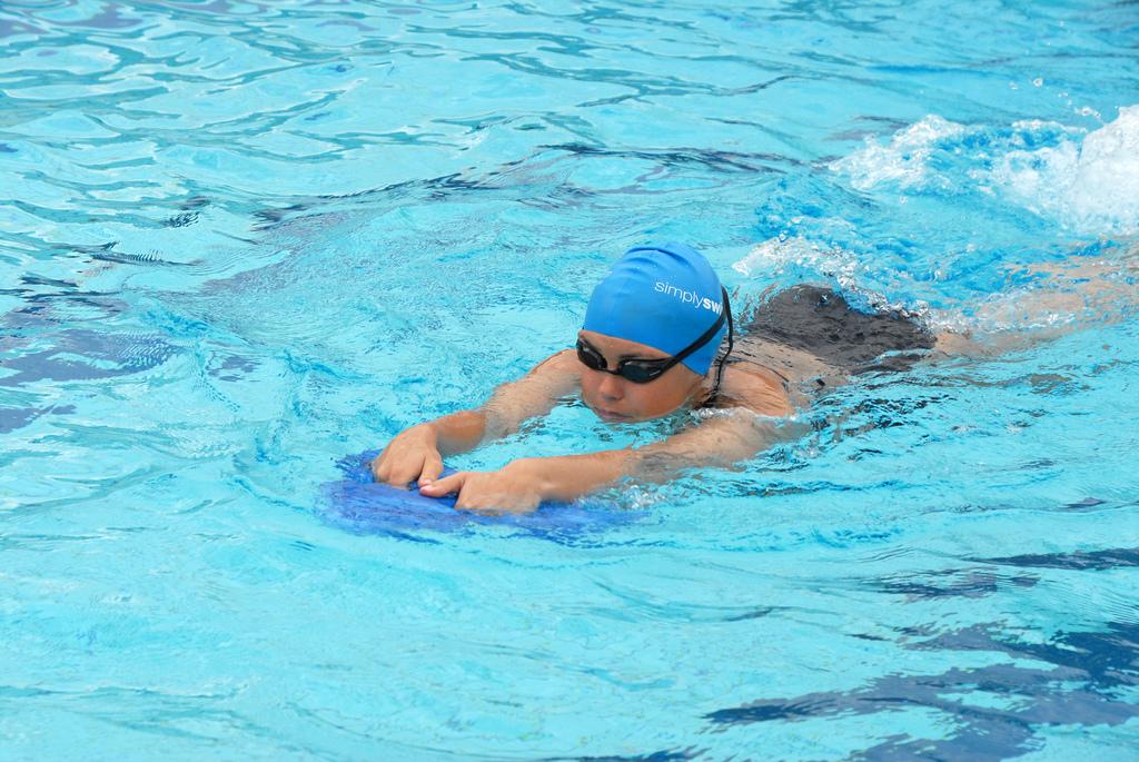 condo amenity swim